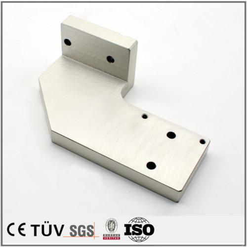 大連高精密機械部品 NC精密加工部品 各色アルマイトアルミ部品 包装機用高精密機械部品