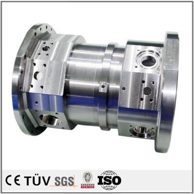 マシニングセンター 高品質DMG加工高端製品 鉄またステンレス部品 旋盤加工精密部品