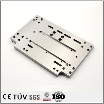 半導体・電子・電気関連の超精密部品の製造