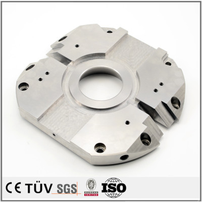Subtle customized Precision turning and milling compound CNC machining for closet parts
