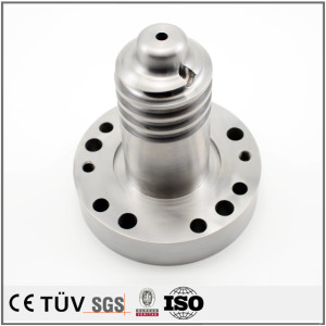High precision high speed steel parts processing customized cnc machining service