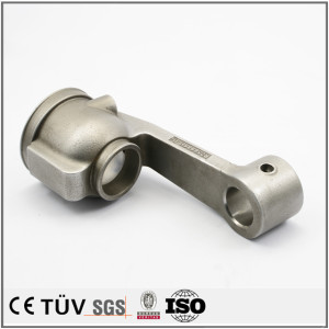 Customized CNC die casting parts aluminium casting stamping parts