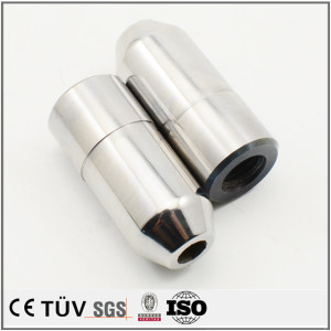 Dalian Hongsheng mass production stainless steel parts CNC processing services