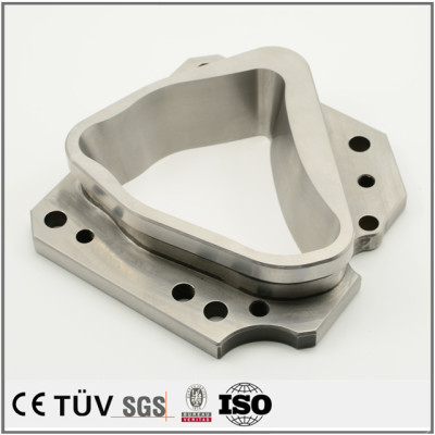 Dalian Hong Sheng precision stainless steel products CNC machining services