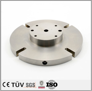 High grade customized machining service good quality stainless steel parts