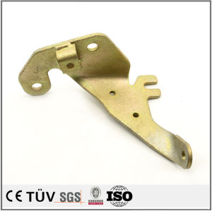 Custom made stamping parts sheet metal press bending small metal parts component supplier