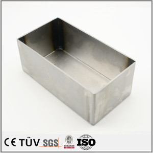 China Factory Strong Sheet Metal Processing high quality metal perforated sheet metal parts