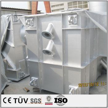 China welding assembly parts welding part fabrication heavy steel welding bumper beam welding