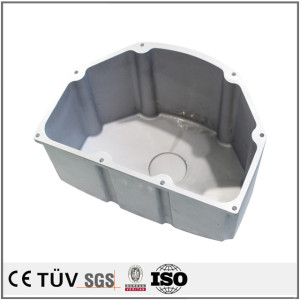 Hot selling precision aluminum alloy die casting parts CNC milling and turning die-casting parts