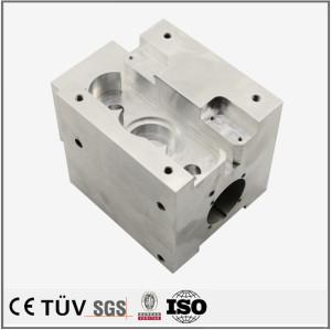 DMG60 five axis machining center machining precision parts