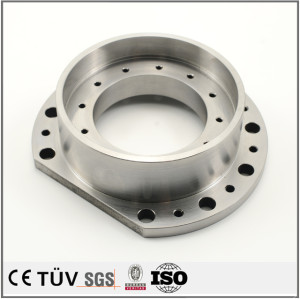 China specializes in customized CNC stainless steel turning precision milling machine parts and CNC lathe galvanizing.