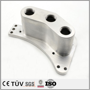 ISO 9001 Chinese manufacturer high precision customized machining service aluminium alloy stainless steel parts