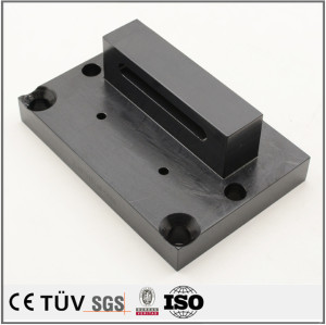 high quality surface treatment black Chinese manufacture colorful anodizing high precision spare parts