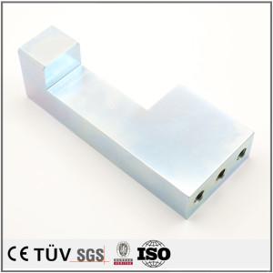 Hot sale anodizing zinc plating aluminium parts Chinese manufacture customized cnc machining service