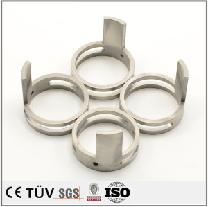Chinese manufacture OEM service High quality precision parts Customized stainless steel turning and milling parts
