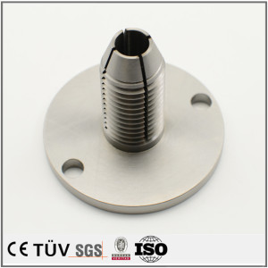 ISO 9001 customized serve for retaining member of medical machine high quality CNC turning and milling parts support frame