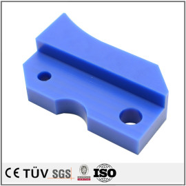 Cheapest Chinese manufacture OEM service Blue POM customized products Black ABS Rail for washer machine