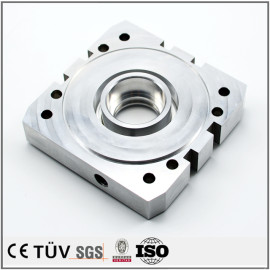metal-cutting machine tool ISO 9001 Chinese Supplier high grade customized machining service good quality aluminium alloy 7075/5052/6061 parts