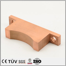 Hot sale high grade customized ISO 9001 OEM manufacturer high precision brass parts