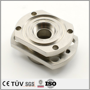 Customized Stainless Steel cnc machining Parts high quality stainless steel  machied by Hongsheng