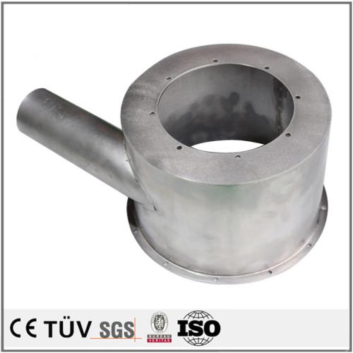 プラグ弁、フラッシュバルブ、鋳鋼バルブなど溶接加工部品。