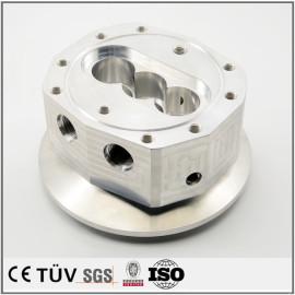 China OEM packaging machine parts printing machine parts high precision machining aluminium parts