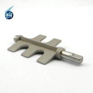 Professional customized pressure casting technology process marking press parts