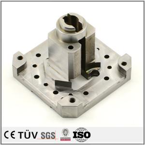 钢铁、铜、不锈钢、钛、绝缘材料等零部件加工