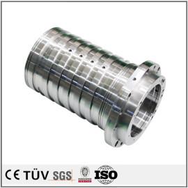 高精度不锈钢零件 MAZAK车铣复合加工机加工 专业提供非标准机械零件加工制造商