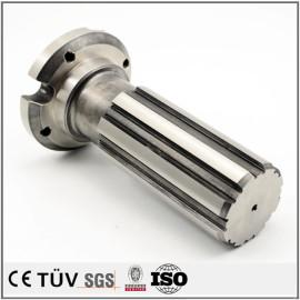 大连定制不锈钢、铝、铜、塑料等材质加工零件服务