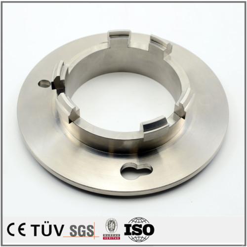 大连鸿升高精度CNC加工包装机零件服务