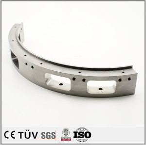 高精度 DMG五轴联动加工中心加工不锈钢零件 通用设备配件