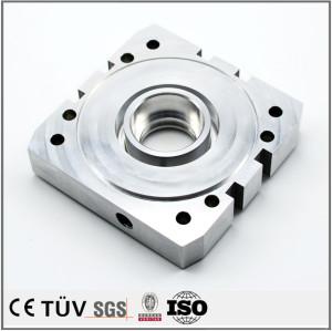 中国工場定製アルミ精密旋削、銑削加工サービス