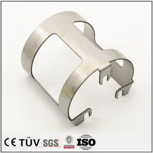 Professional  produce  zinc aluminum stamping parts sheet metal fabrication service