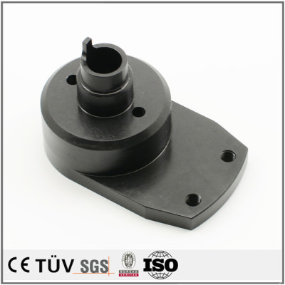 High quality customized black oxide fabrication parts made in China