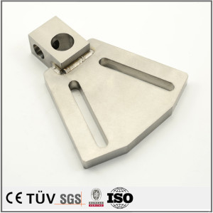 Made in china customized electroslag welding processing CNC machining aircraft engine machine parts