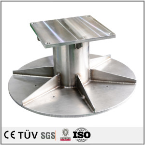 Outstanding customized stamping bending welding processing CNC machining for ice-cream machine parts