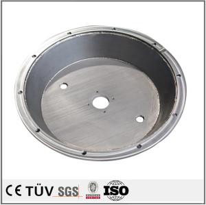 Classic customized sheet metal welding fabrication CNC machining therapeutic apparatus machine parts