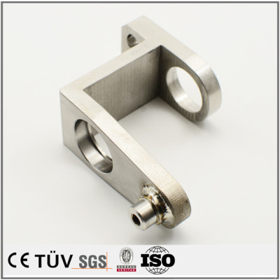 OEM made fusion welding fabrication processing packing machine parts
