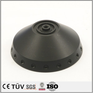 ODM made high quality black oxide machining packing machines parts