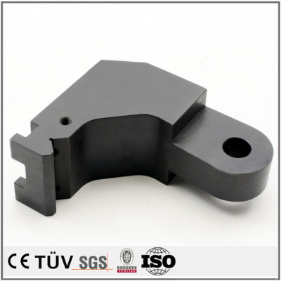 Black oxide process parts with high precision machining service