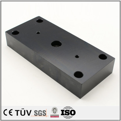 Professional black oxide technology fabrication steel parts