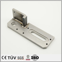 Welding stainless steel fabrication parts