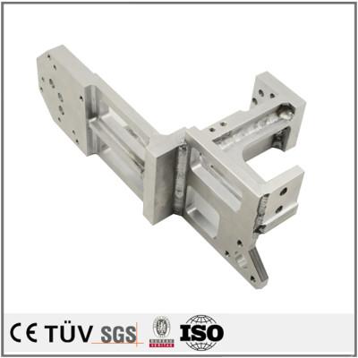 OEM aluminum MIG and TIG welding fabrication parts