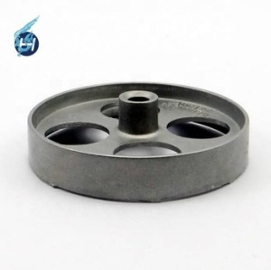 High precision casting parts with pressure casting craftmanship