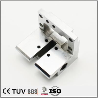 硬質クロムメッキ、鉄生地材部品 表面バフー仕上げ  硬度付け表面処理 摩耗対策