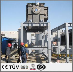 大中型箱体结构架的焊接,金属结构件焊接