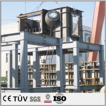 Welding of Large and Medium-sized Box Structural Frames and Metal Structural Parts