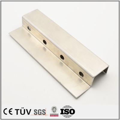 Fabrication metal sheet bending laser cutting service machining stainless steel parts