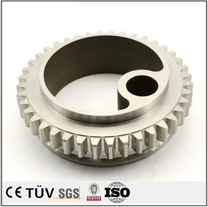 Precision Gear Processing, Drive Shaft Gear Processing